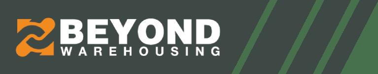 Beyond Warehousing Logo