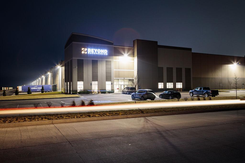 Beyond Warehousing facility