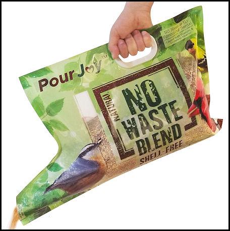 Pour Joy No Waste Blend