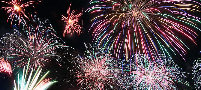 Bird-Friendly Fireworks Safety