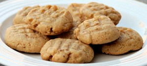 Peanut Butter Cookies - Photo by Maggie