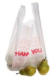 Plastic Grocery Bag - Photo by Sherry Elliott