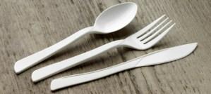 Plastic Cutlery - Photo by SOLO Estonia