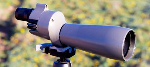 Spotting Scope - Photo by Greg Shine / BLM
