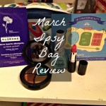 March Ipsy Bag Review