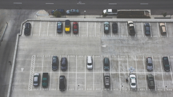 How A Parking Lot Flashback Changed My Perspective