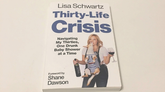Thirty-Life Crisis by Lisa Schwartz