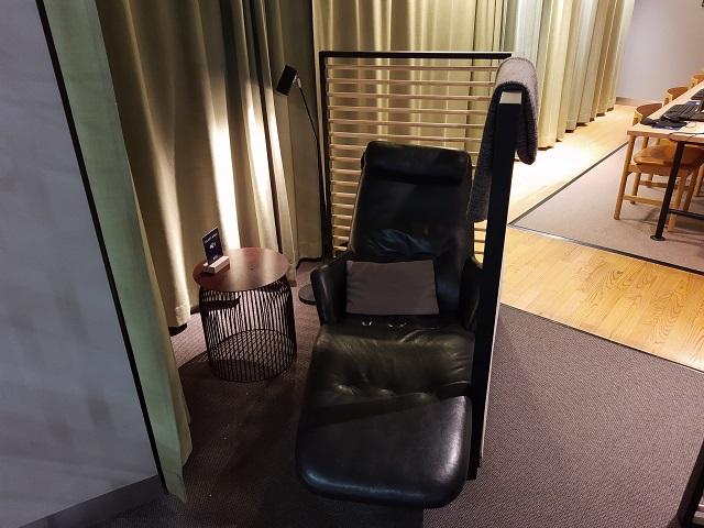 Das Geschäftskonto von Kontist in der SAS Gold Lounge verwalten