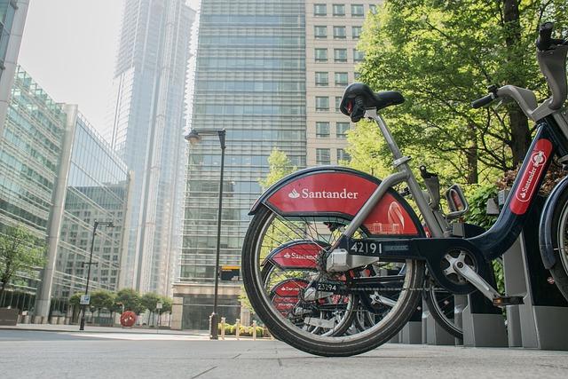 Fahrrad Santander