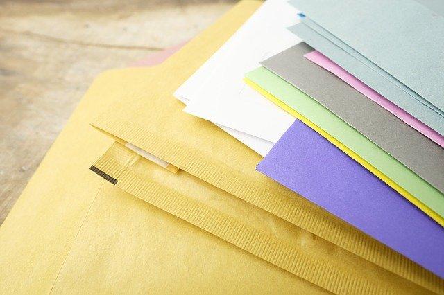 Postbank Girobriefumschläge
