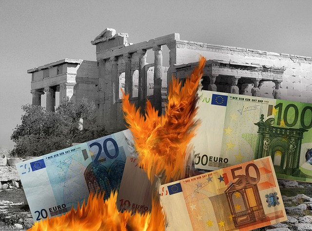 Eurokrise – Inflation und digitales Zentralbankgeld in arbeit