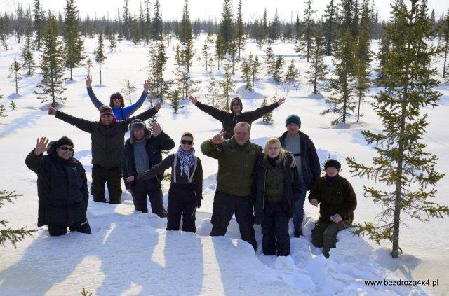 Chrzest Polarnego Kręgu - dla tych co pierwszy raz