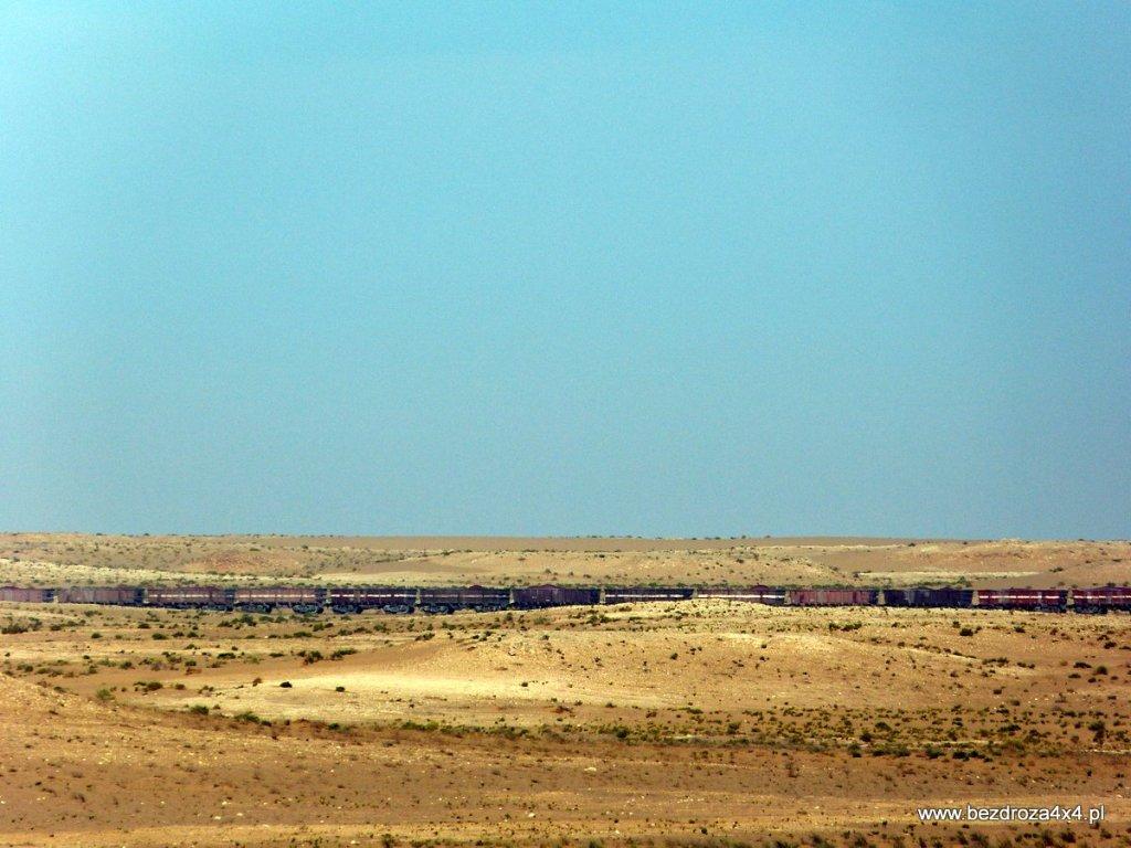 Najdłuższy pociąg na świecie