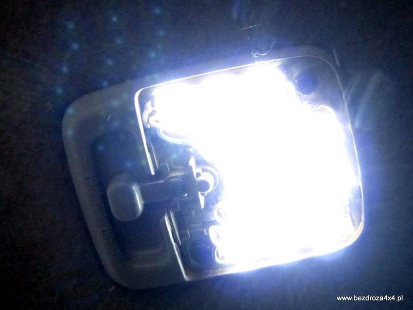 Gotowa lampka LED
