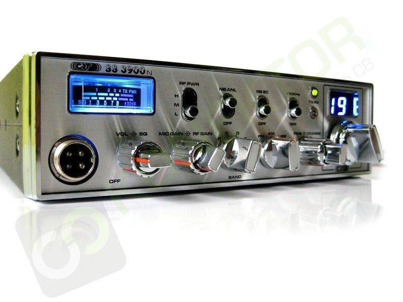 CB radiu wstęgowe