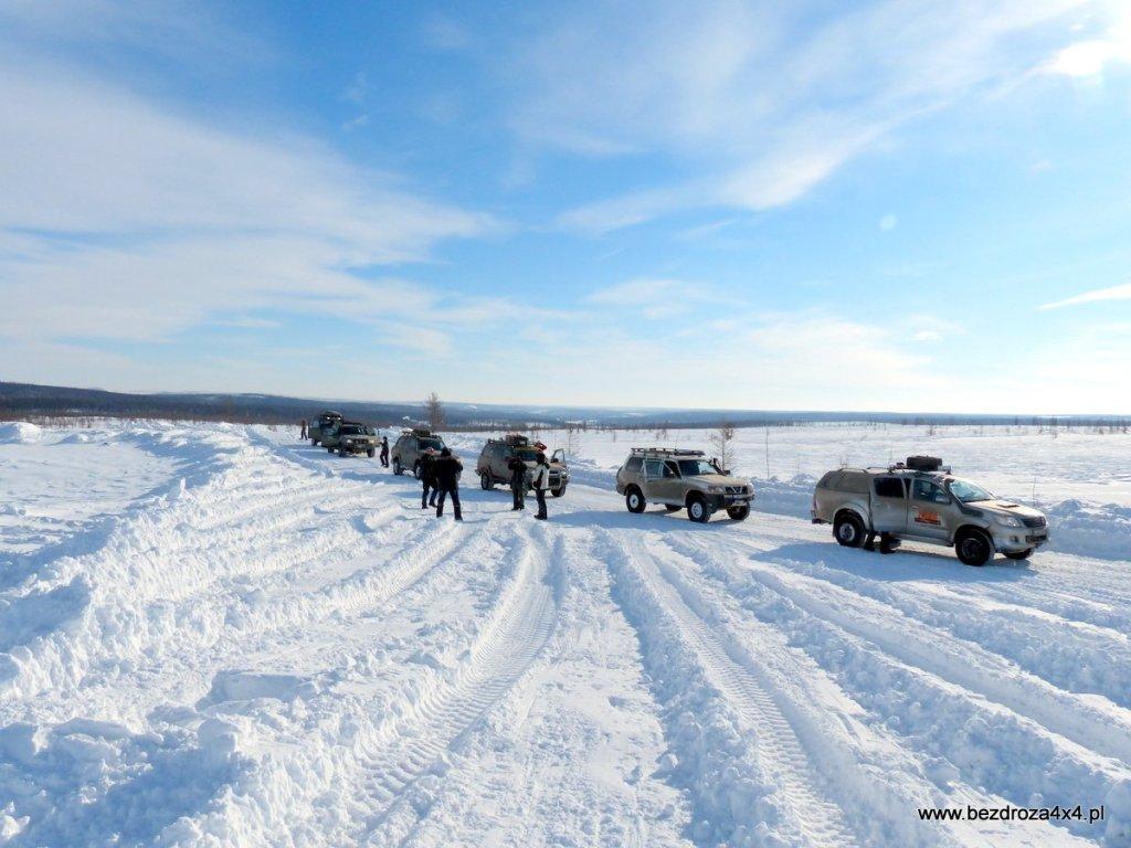 Arktyka - droga na północ
