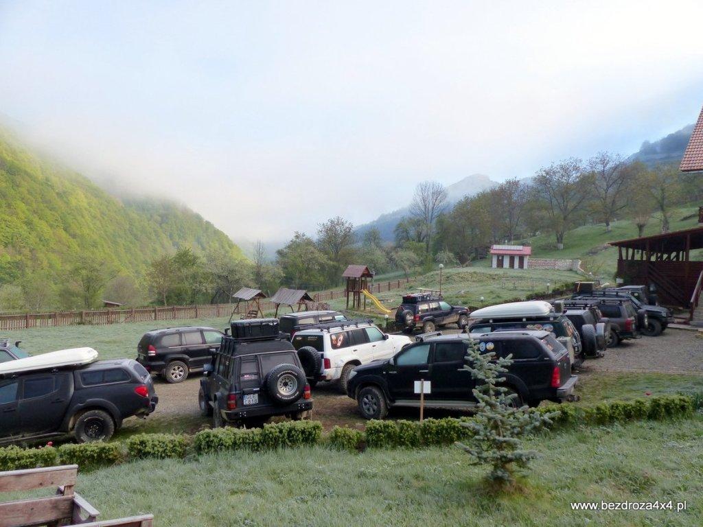 Rumunia - pensjonat w sercu gór