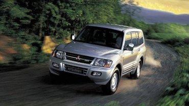 Mitsubishi Pajero /zdjęcie poglądowe/