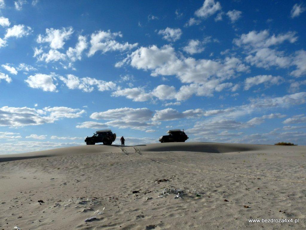 Dno Morza Aralskiego