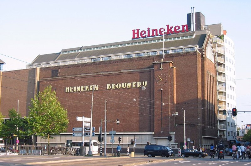 Heineken experience things to do in amsterdam in one day