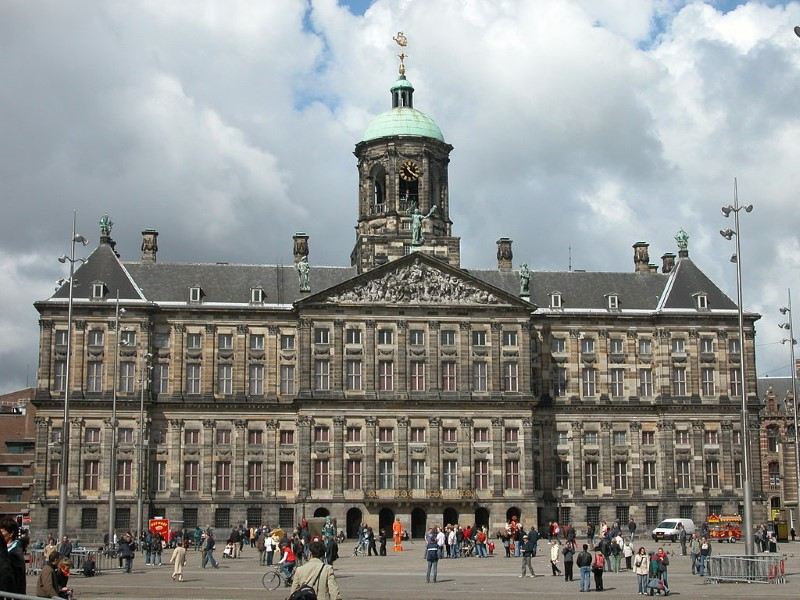 Palace on the Dam things to do in amsterdam in one day