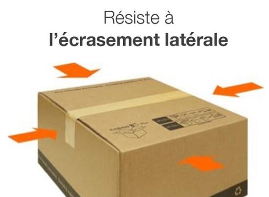 Carton resistant
