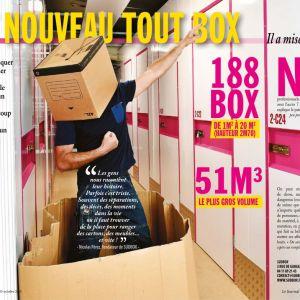 Presse – Beziers Box au Journal de Béziers