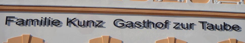 Gasthof zur Taube