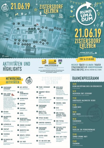 Rundumadum 2019 - Zistersdorf