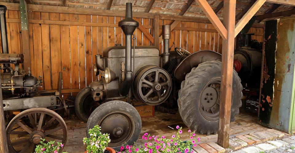 Dampfmaschinenmuseum Breitstetten