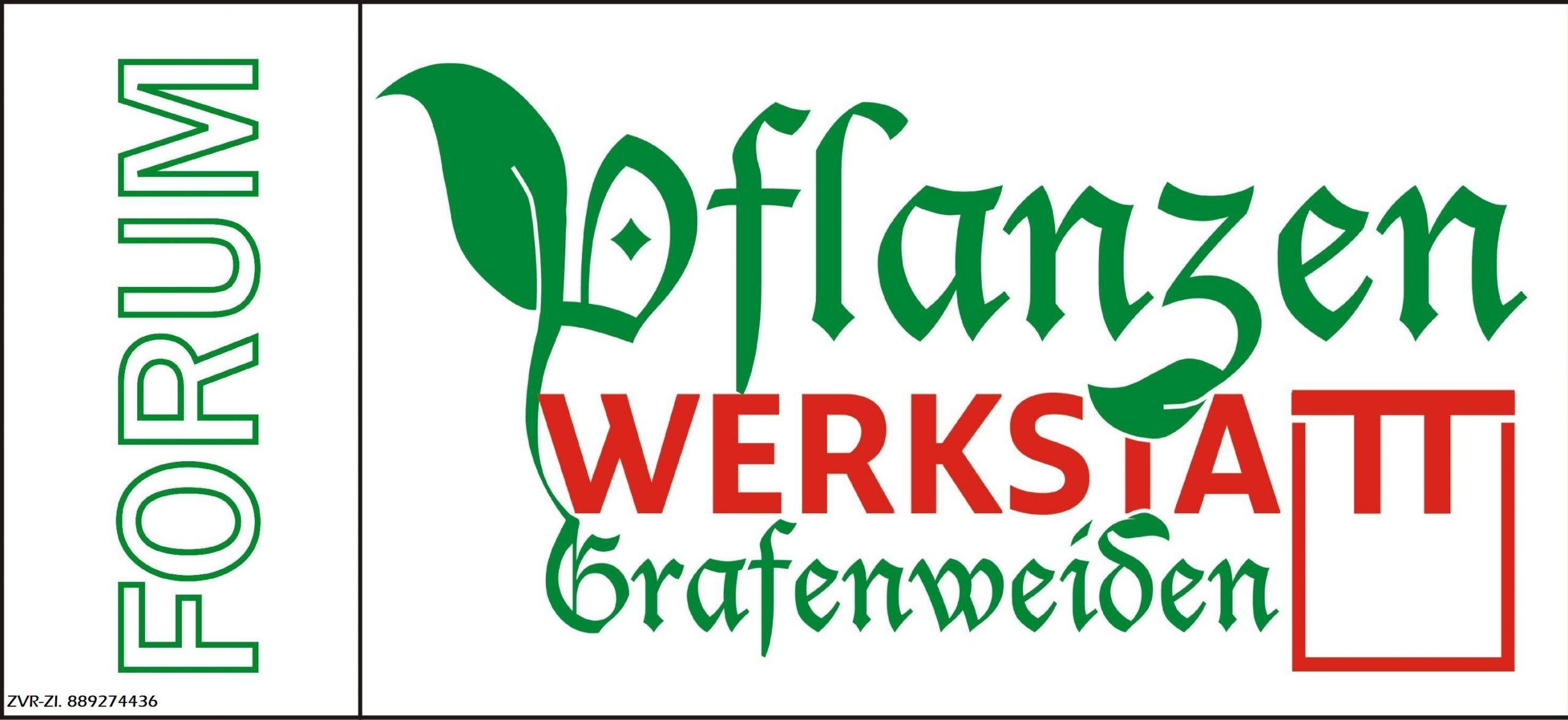 FORUM Pflanzenwerkstatt Grafenweiden Natur & Kultur