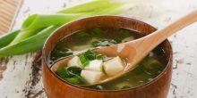 Miso polievka recept