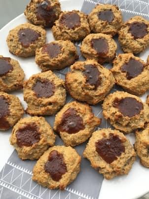 ovsené sušienky