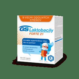 laktobacily forte 21