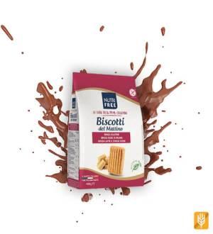 bezlepkové Biscotti del mattino