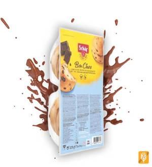 Bezlepkové sladké žemle s čokoládou - Schär