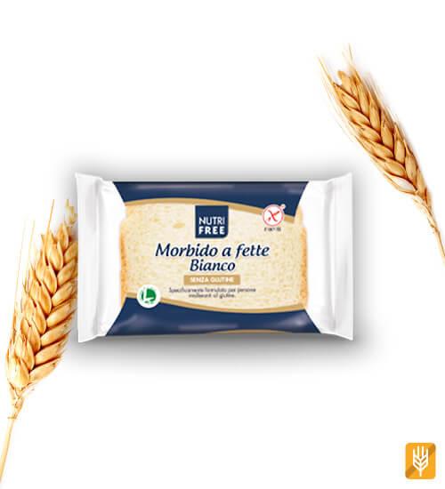 Bezlepkový chlieb tmavý Bianco