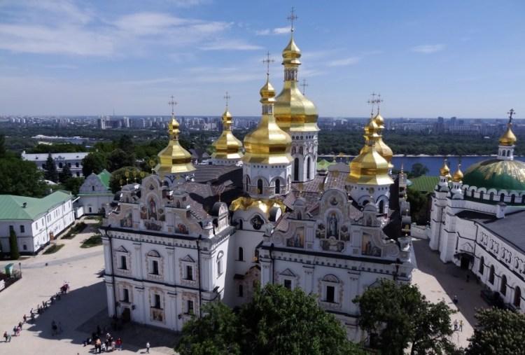 Lavra holenklooster - Bezoek Kiev