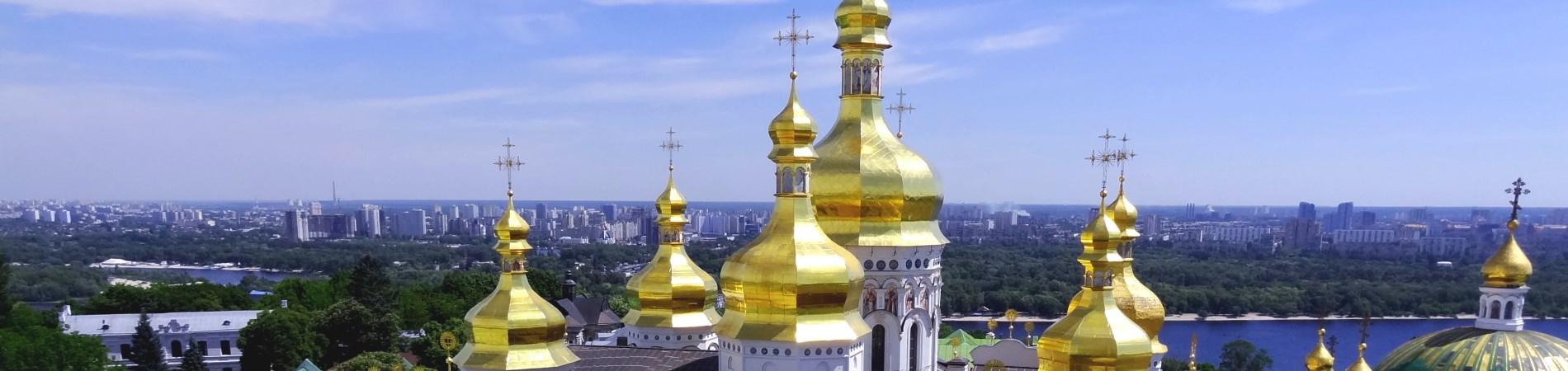 Lavra Holenklooster, werelderfgoed in Kiev
