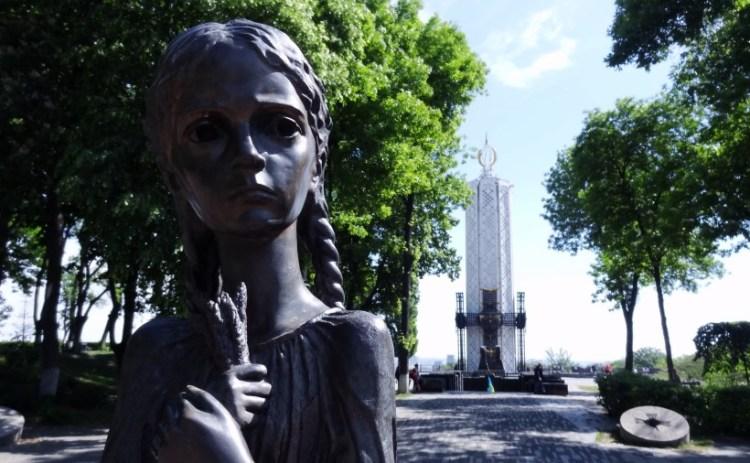 holodomor museum - Bezoek Kiev