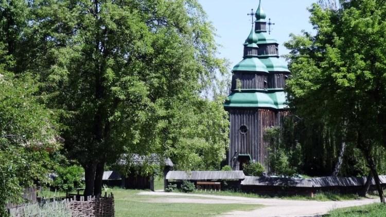 Pirogovo openlucht museum - Bezoek Kiev