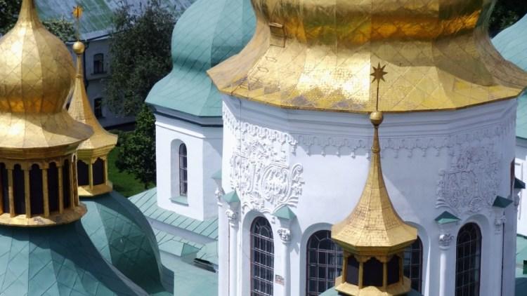 Sint Sofiakathedraal - Bezoek Kiev