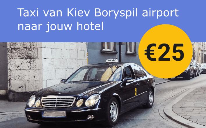 Taxi Kiev Boryspil airport