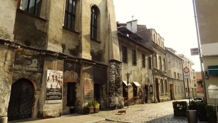 Kazimierz in Krakow