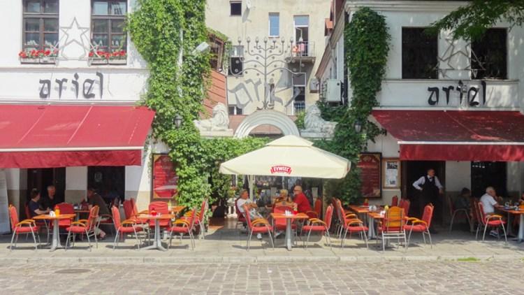 Joodse Kazimierz restaurants