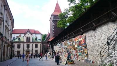 shoppen krakow openlucht