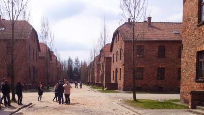 Concentratiekamp Auswitch - warschau