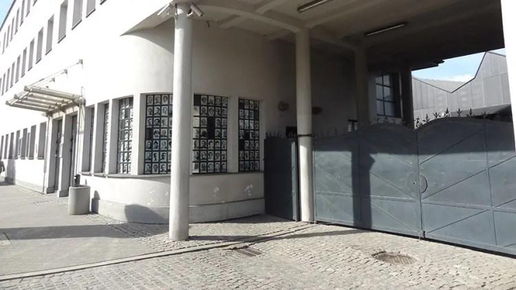 Schindler fabriek - attracties Krakau