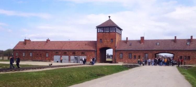 Auswitch - concentratiekamp en vernietigingskamp