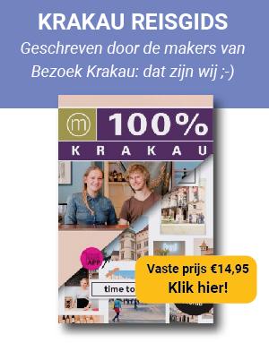 Koop 100% Krakau Time to Momo Krakau reisgids